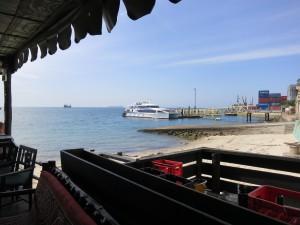 Ferry from Dar